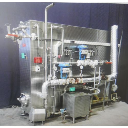 Scraped Surface Heat Exchanger Pasteur