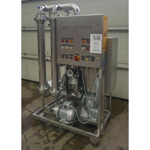 Cross Flow Filter SEITZ-MICROflow SX 04M
