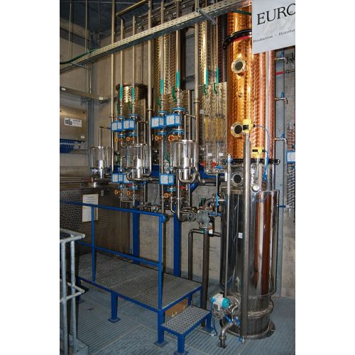 Processing Distillation and Rectification Plant