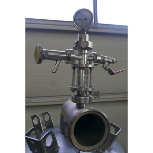 Candle filter, sterile filter