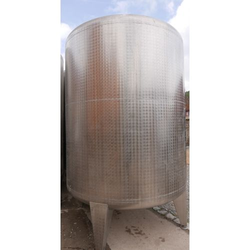 5.600 liter KZE tank outside marbled