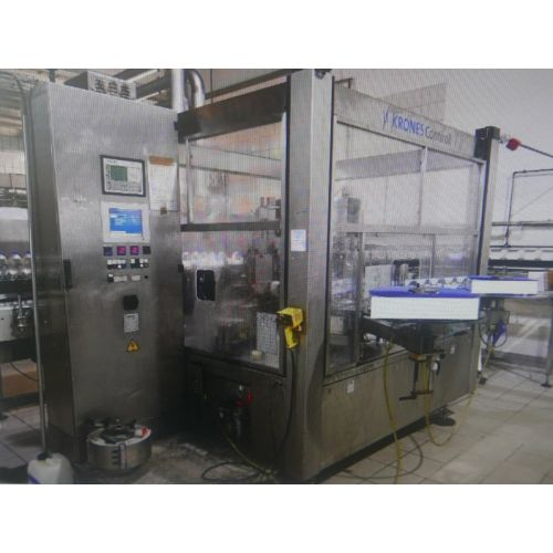 Filling Line for non-returnable PET bottles