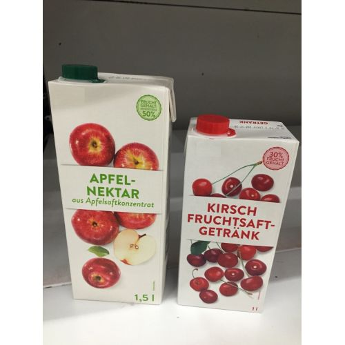 Tetra Pak TBA 21 complete 200 ml, 1000 ml of base and 1500 ml of base with recap