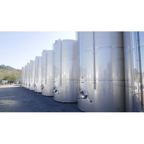 30.000 liter Storage tank, flat bottom tank