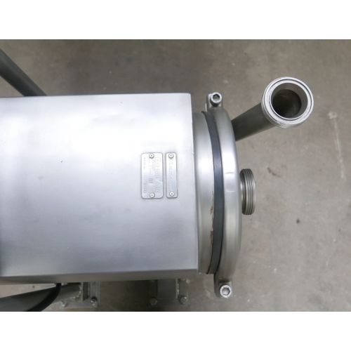 Centrifugal pump Capacity: 128m3/h