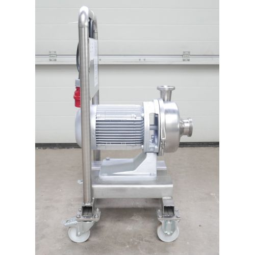 Rotary Piston Pump HILGE Capacity: 6.300 l/h