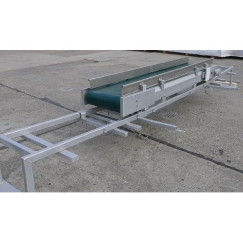 Conveyor belt, Sorting Conveyor -Painted Steel,