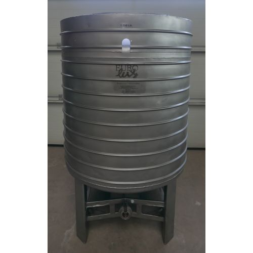 1.000 liter Transport, pressure tanks, storage tanks working pressure 0,99 bar
