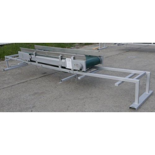 Conveyor belt, Sorting conveyor - Painted Steel,