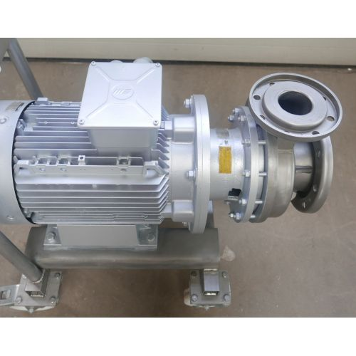 Centrifugal pump Capacity: 22 m3/h