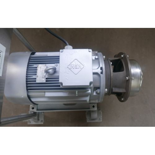Centrifugal pump Capacity: 120-140 m3/h