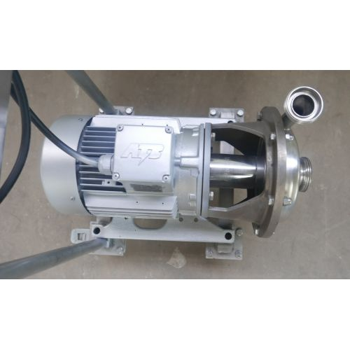 Centrifugal pump Capacity: 16 m3/h