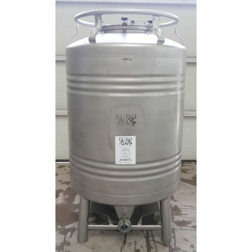 Biertank/ Lagertanks/ Drucktank 1.000 Liter
