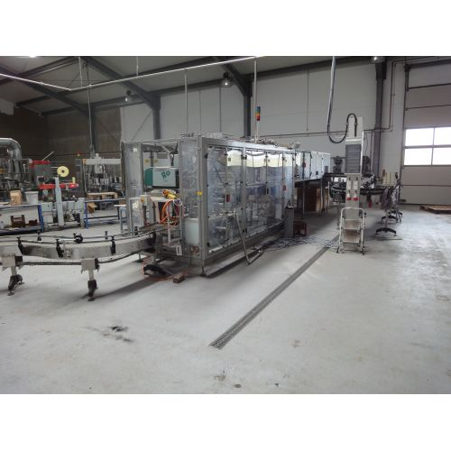 Wine Filling Line approx. 5.000 bph