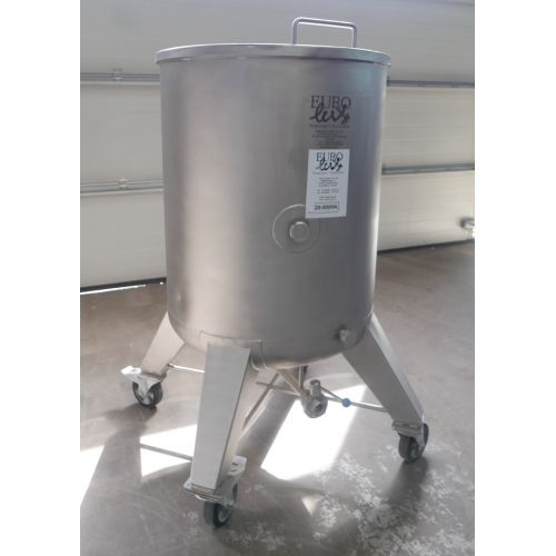 450 liter Storage tank for wine, beer, sparkling wine, water, fruit juices, oil etc.