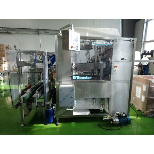 Bag in box filler, fully automatic filling machine Technibag B BOOSTER