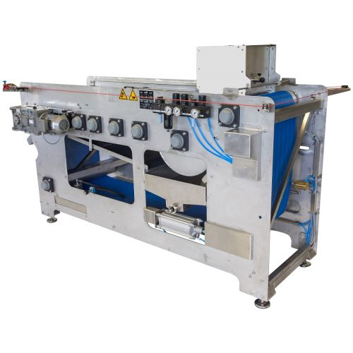 Single Belt Press EBK 610 Capacity: 1200 kg/h