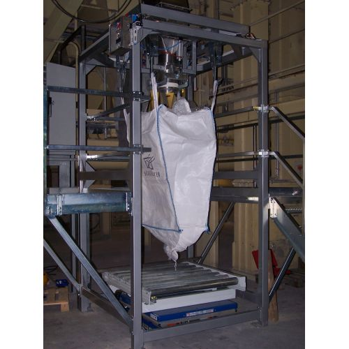 Automatic Big Bag Filling Machine