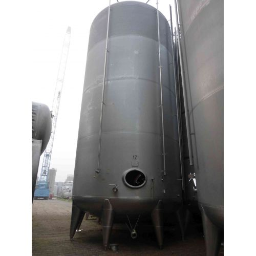 52.360 liter KZE tanks/ sterile tanks/ storage tanks
