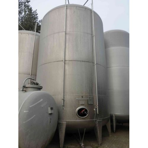92.300 liter KZE tanks/ sterile tanks/ storage tanks