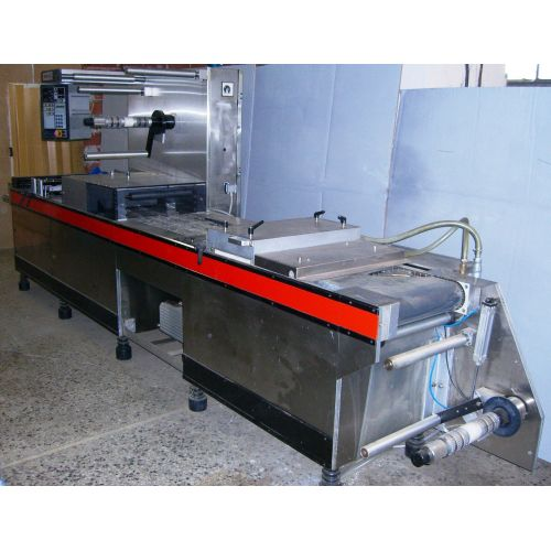 vacuum packaging machine TIROMAT 3000-430,