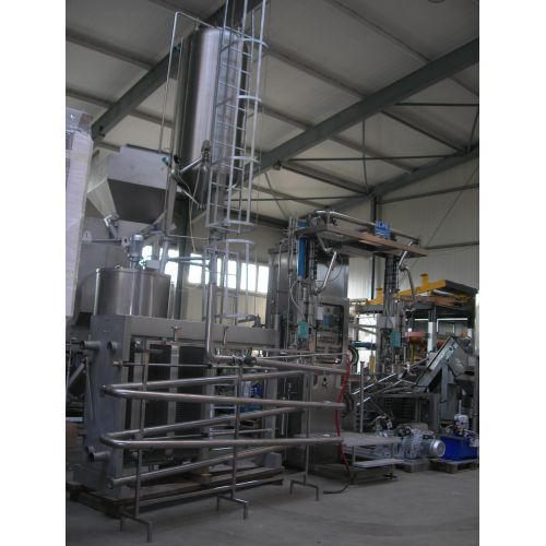 Aseptic Filling Machine ELPO AMG-00614/2