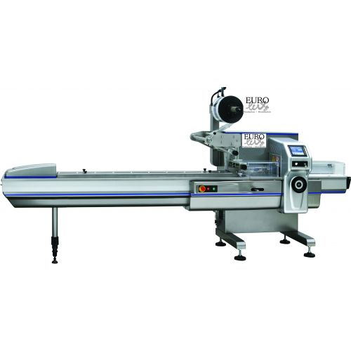 horizontal flow rapper,