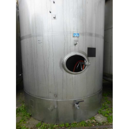 30.000 liter Storage tanks/ stainless steel tanks without pressure