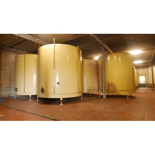 60.000 liter Storage tanks/ steel tanks/ water tanks/ water cistern without pressure