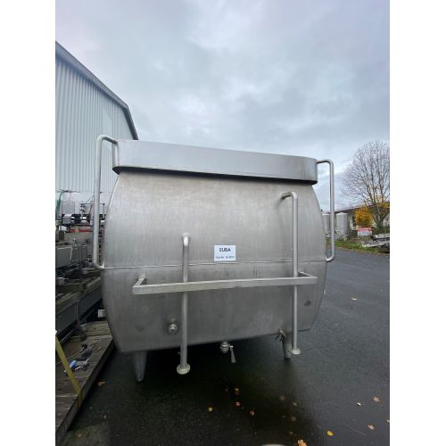 19.800 liter Stainless Steel Tub
