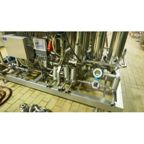 Cross Flow Filter STRASSBURGER