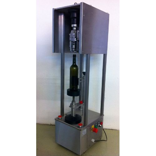 Semi-Automatic Screw Capper 1200-E
