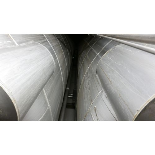 125.000 litre Storage tank/ Cold Water Tank/ Water Reserve with Isolation