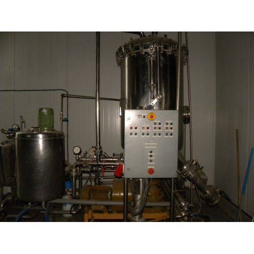 Gravel Filter SCHENK S15 for beer and wine