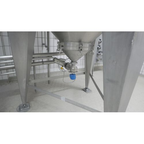 CO2 Extraction Tank, Edel