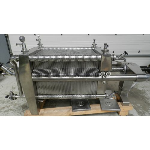 Plate Filter SEITZ ORION