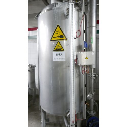 1.000 Ltr. Mixed Water Tank CIP KHS