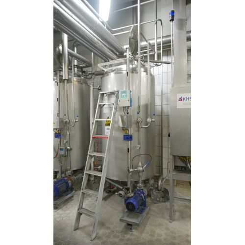 1.000 Ltr. Mixed Water Tank, KHS Till