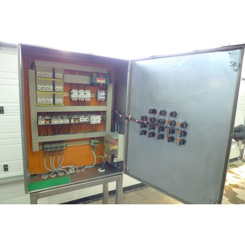 Electric Switch Panel