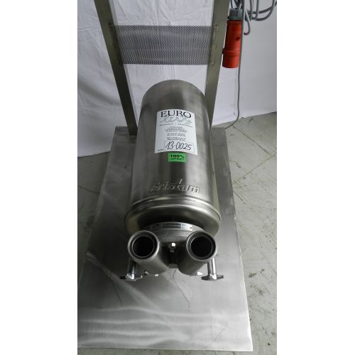 centrifugal pump FRISTAM Typ FZ 20A in stainless steel,