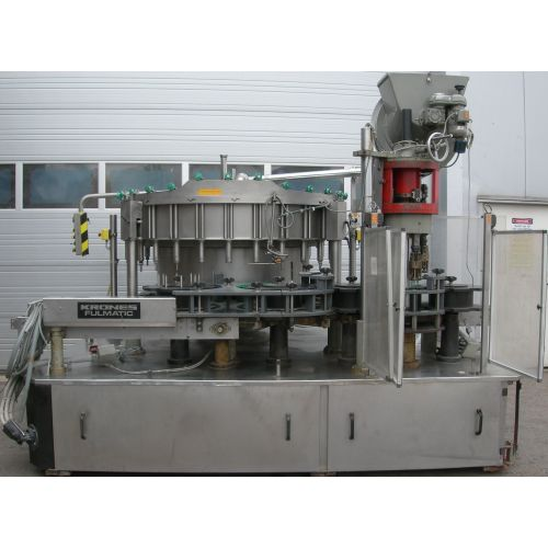 Filler and Capper KRONES FULMATIC