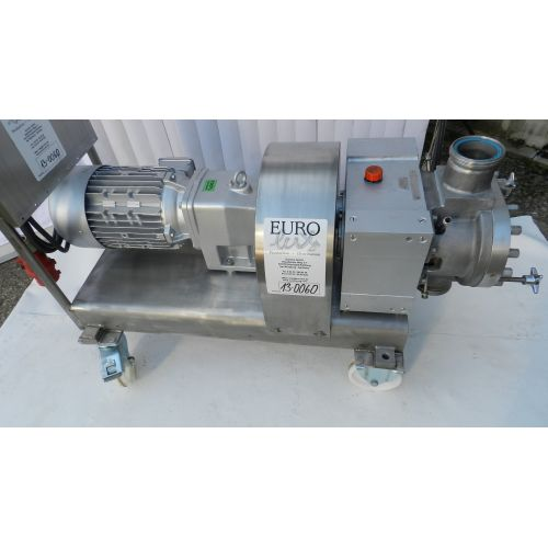 rotary piston pump FRISTAM SK132 S/4 TF, used,
