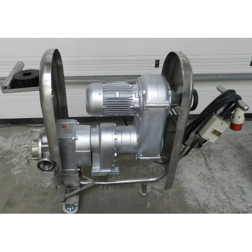 FRISTAM rotary piston pump type FKF 40,