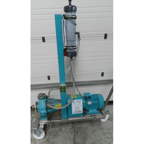 chemical pump WERNERT NEPO 40-25-16,