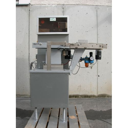 Automatic Check Weigher BOSCH