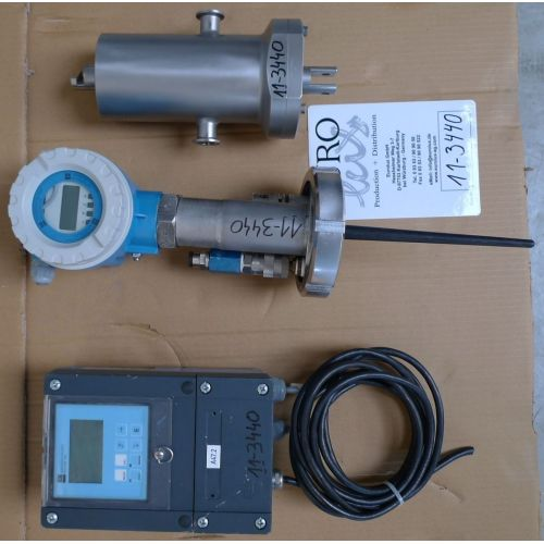 Micropilot / Mass Flow Meter / Fluid Counter