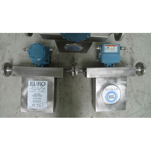 Mass Flow Meter / Fluid Counter