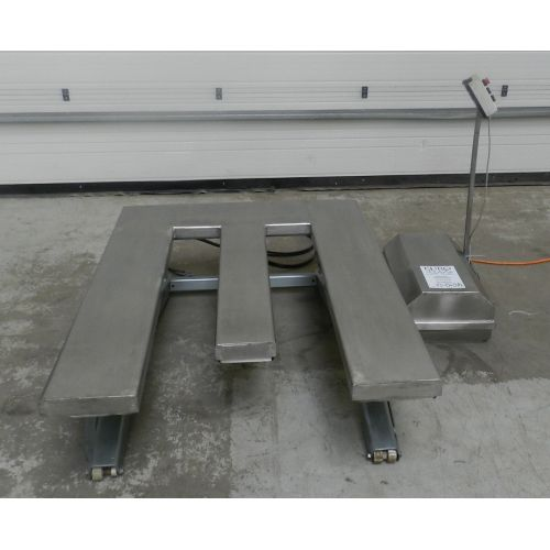 Hydraulic Elevating Platform