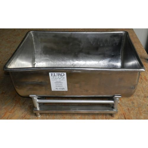 tub in stainless steel,