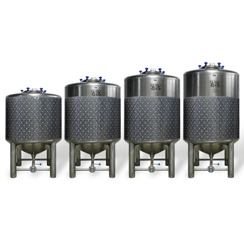 Beer Tanks / Fermentation Tanks 600 Ltr